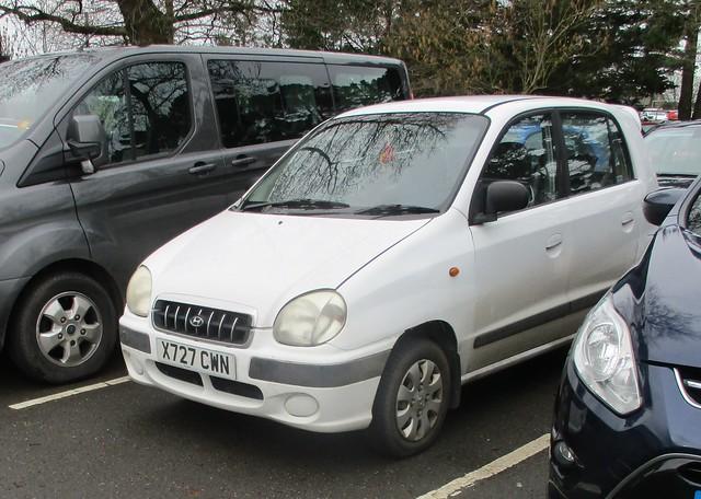 2000 Hyundai Amica