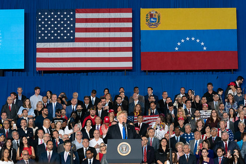 President Trump Delivers Remarks to the Venezuelan American Community | by The White House