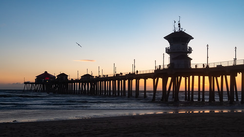 2019 ca california huntingtonbeach sunset pier huntingtonbeachpier