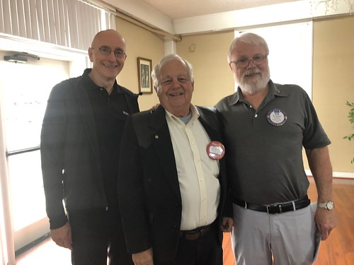 Michael (Captain Mike) Lampe | by Eugene Southtowne Rotary