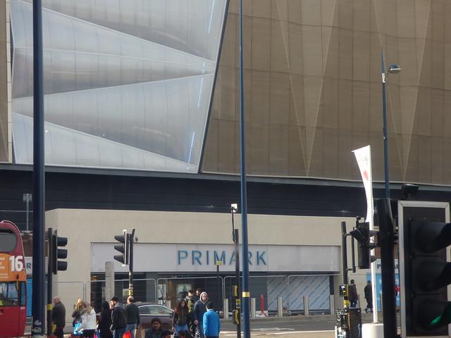 Primark - Moor Street Queensway entrance