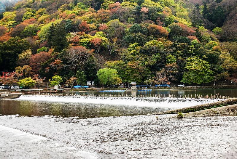 保津川與嵐山