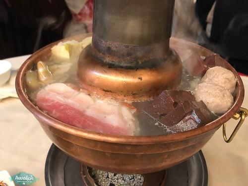 東北軒酸菜白肉鍋   by Christabelle‧迴紋針