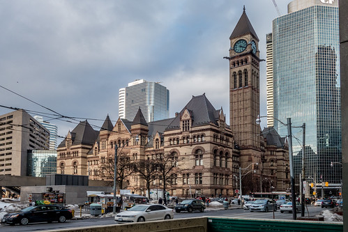 Old City Hall   by Stephen Downes
