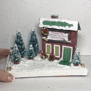 Evergreen Hills Christmas Tree Farm | by christmasnotebook