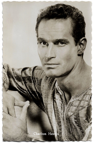 Charlton Heston in Ben-Hur (1959)