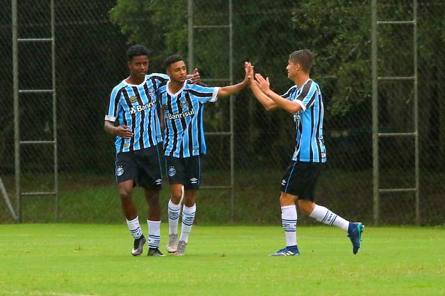Estadual Sub-20 - Grêmio 5 x 1 Lajeadense