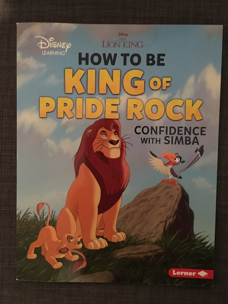 2019 Lerner Publications Disney The Lion King How To Be K