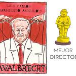 Mejor Director: Luis Carlos Sarmiento Angulo, por Avalbrecht