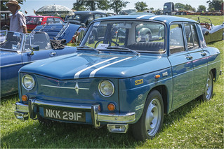 Renault 8 (1968) | by Clive1945