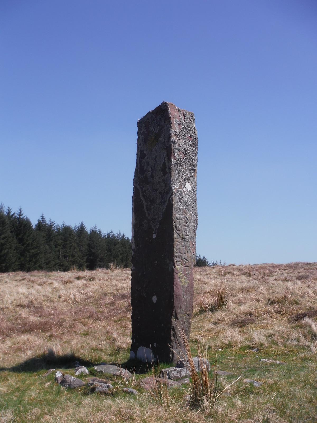 Maen Madoc SWC Walk 307 - Fforest Fawr Traverse (Craig y Nos to Llwyn-y-celyn) [Beacons Way Route]