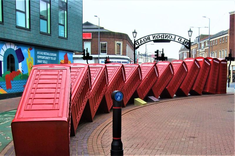 """""""Out of Order"""" en Kingston-upon-Thames, Londres"""