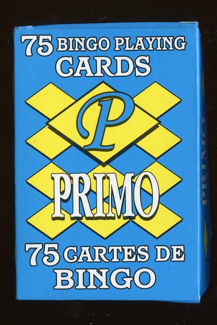 PRIMO BINGO