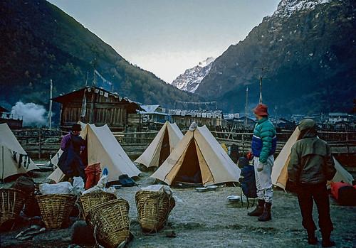 Ghunsa Camp