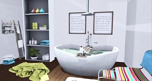 Glam Bathroom | by ღ Jules ღ