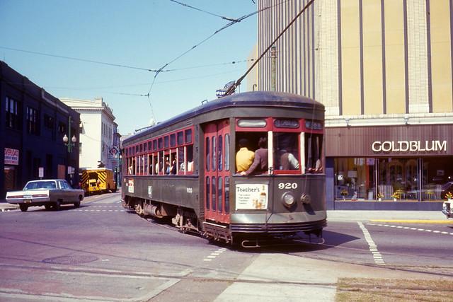 New Orleans Public Service #920