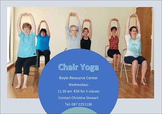 chair-yoga-poster | by Real Group Photos