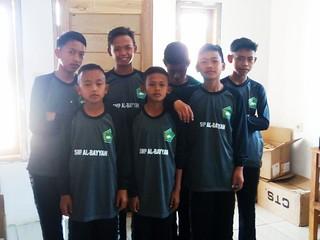 Dukungan FHUI Ballers | by solidaritas KEBERSAMAAN