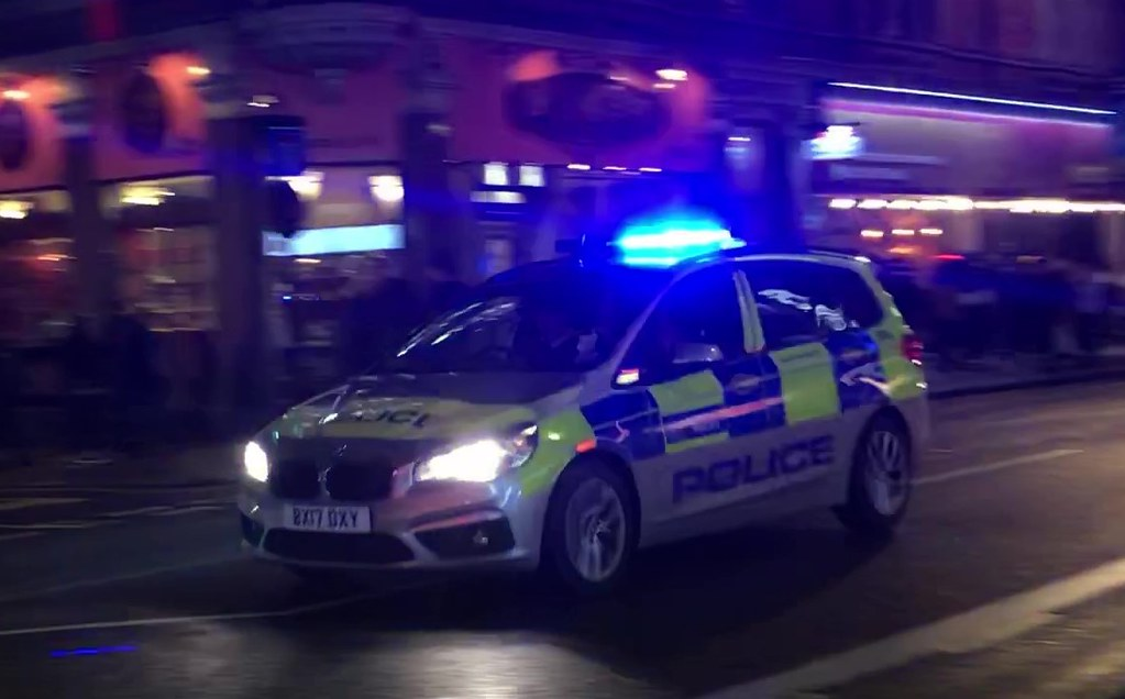 Metropolitan Police BMW Responding | Here we can see a BMW 2… | Flickr