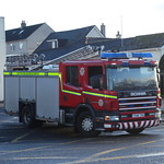 Y548 TNS Scottish Fire and Rescue Service