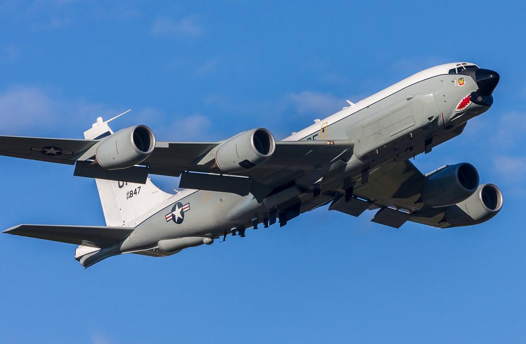 USAF Boeing RC-135U Combat Sent