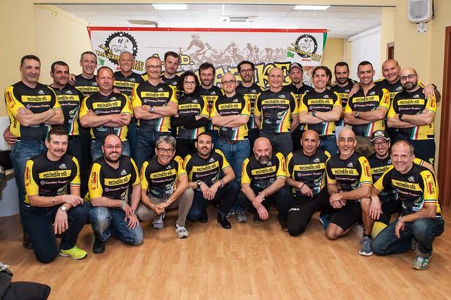 Il team della Maximabike Mtb