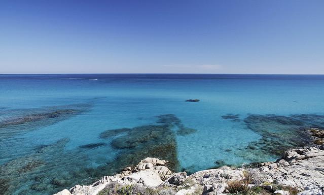 Si beau, si bleu, ce pourrait être le paradis