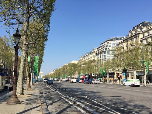 Champs Élysées | by diamond geezer