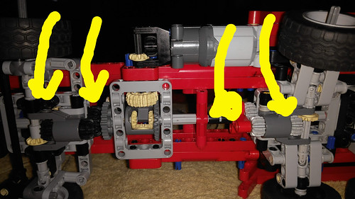 Lego Technic Sirslayer chassis | by sirslayer