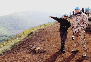 Captain Ugyen Wangmo from Bhutan serves in UNTSO | by United Nations Peacekeeping