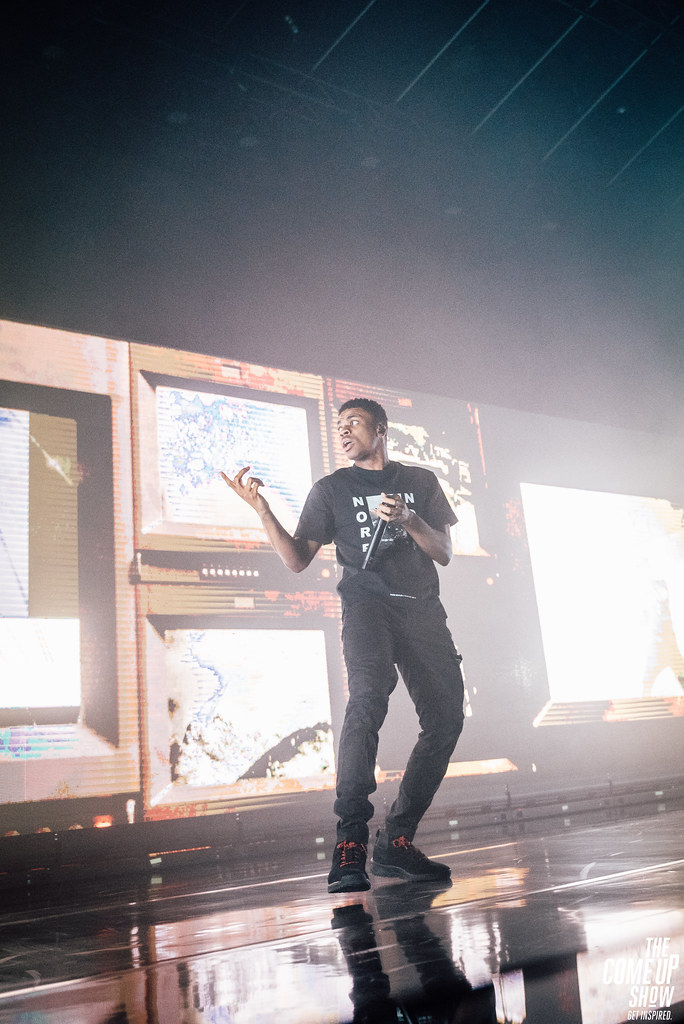 Vince Staples | Smile You're On Camera Tour | The Come Up