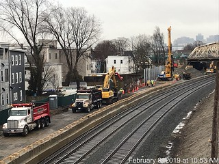 Green Line Extension February 2019 | by MassDOT