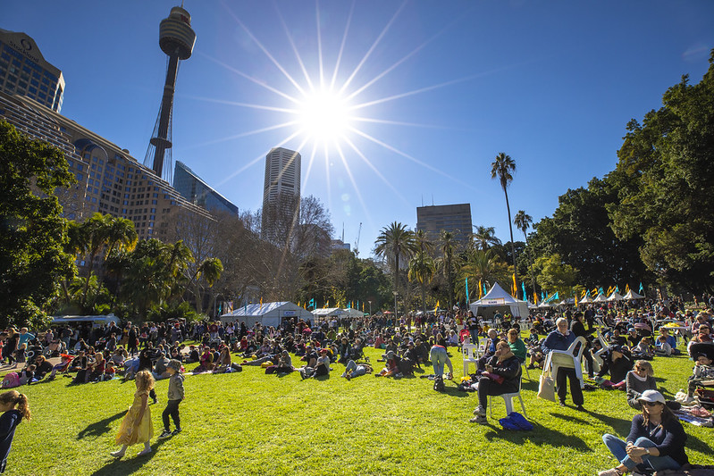 2018 NAIDOC in the City