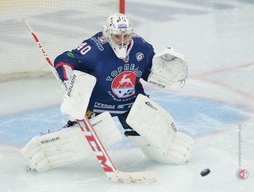 #40 Mikhail DEMIDOV in action