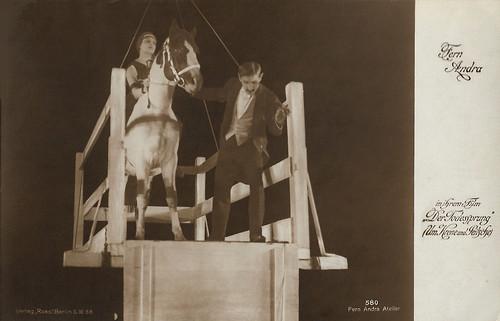 Fern Andra in Der Todessprung (1919)
