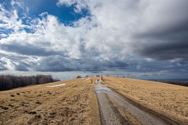 Na hranici | Veľká Javorina (970 m n.m.) | Biele Karpaty