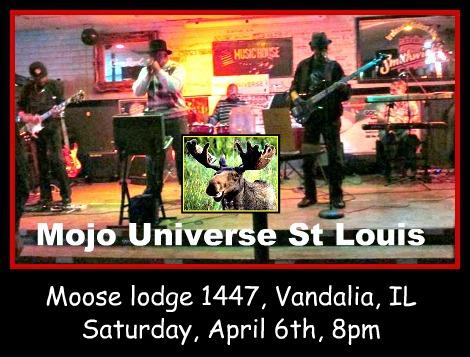 Mojo Universe St Louis 4-6-19