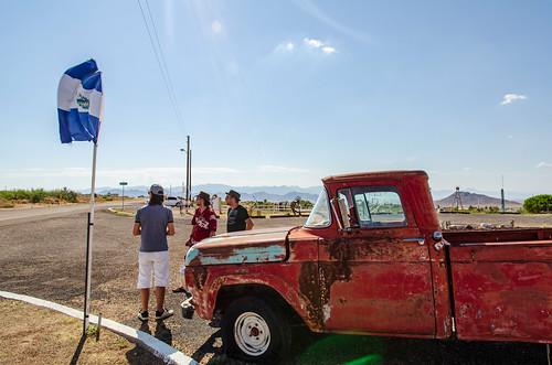 Route 66 - Arizona   by Julien   Quelques-notes.com