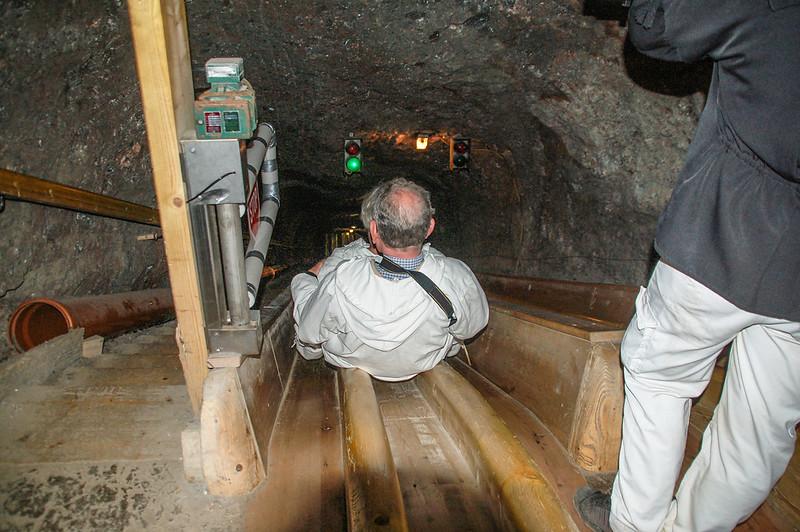 礦坑滑梯 2