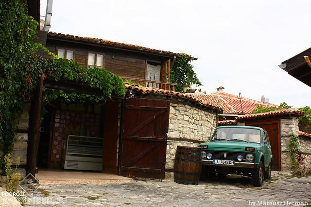 Nessebar, Bułgaria
