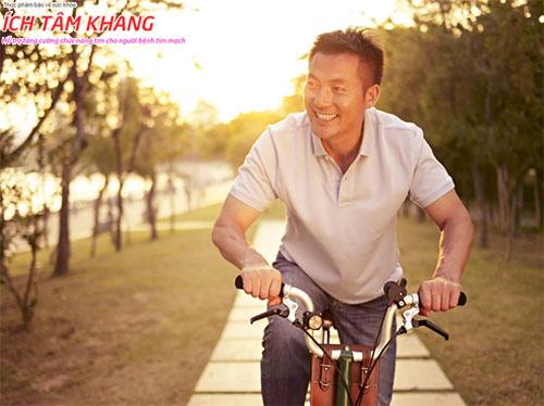 Sống tích cực và lạc quan giúp người bệnh suy tim sớm phục hồi sức khỏe
