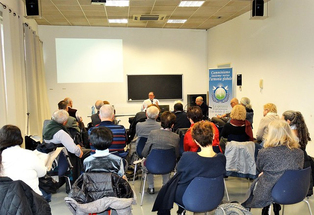 Italy-2018-11-24-UPF-Italy Sponsors Peace Education Seminar