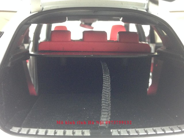 1 18 mo hinh tinh Paudi Dealer Lexus RX200T qua tang sang trong y nghia dan ong ha noi viet nam diecast 118 (18)
