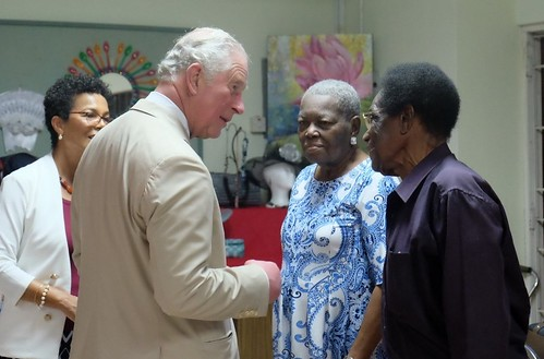 The Prince of Wales visits Soroptimist Village (1) | by barbadosgovernmentinformationservice
