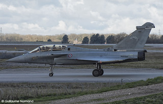 Dassault Rafale B French Air Force n°337 4-IL   by Guillaume Normand