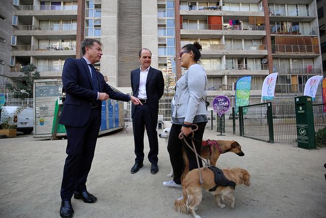 Minvu y Subdere presentan medida que impide la prohibición de tenencia de mascotas en viviendas | 11.04.19