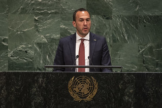 ITALY at the 2019 United Nations Peacekeeping Ministerial on Uniformed Capabilities, Performance and Protection   by United Nations Peacekeeping