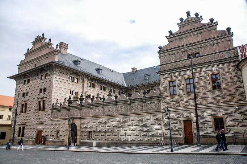 施瓦岑貝格宮(Schwarzenberg Palace)