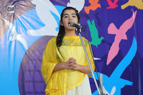 Shradha from Barmer RJ, expresses her views