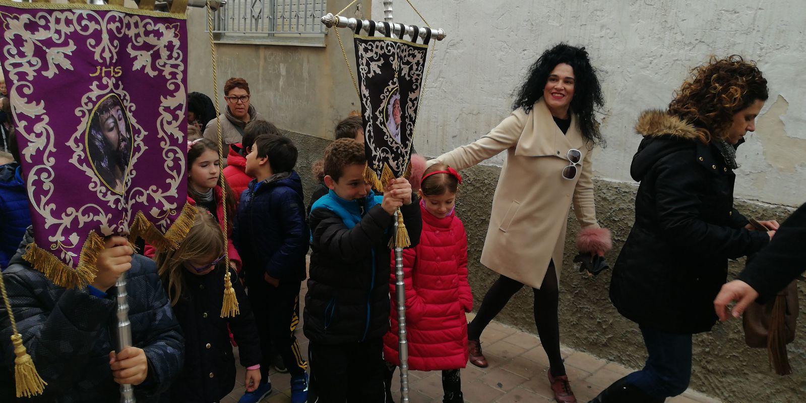 (2018-03-23) II Vía Crucis Infantil (Catequistas) (22)